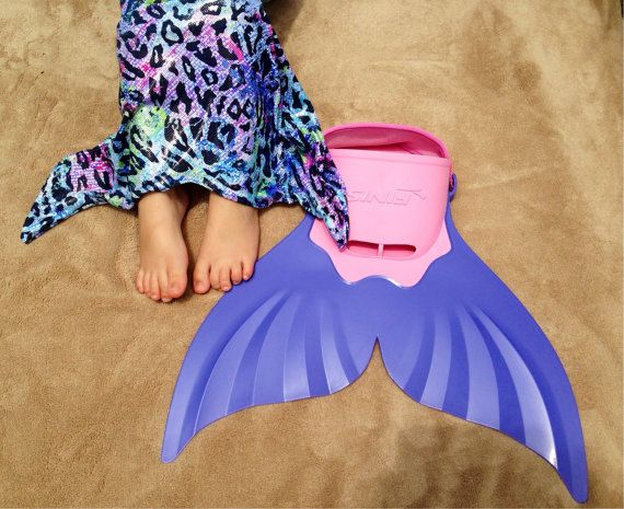 Mermaid Tails for girls. Walkable and by MermaidTailsForSale