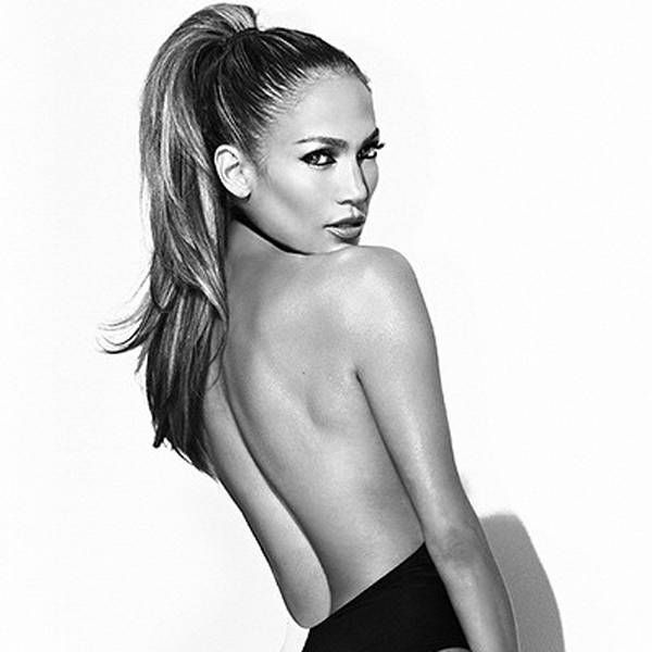 J.Lo reminds us that she's still the Queen of Booty—sorry, Kim K.