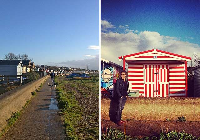 The world's your oyster (in Whitstable)