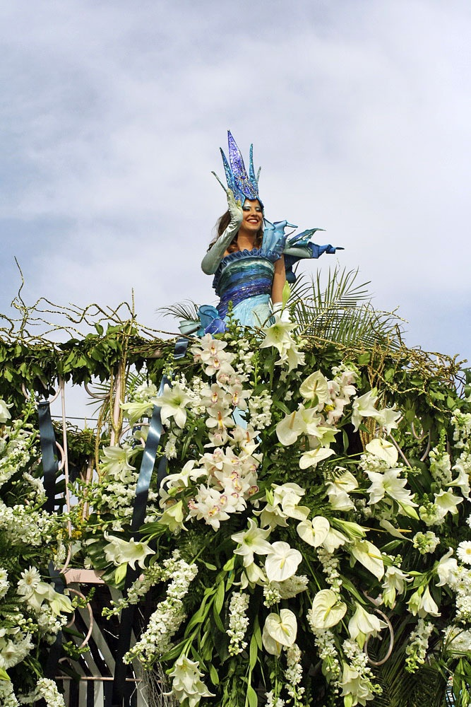 Carnaval de Nice - February