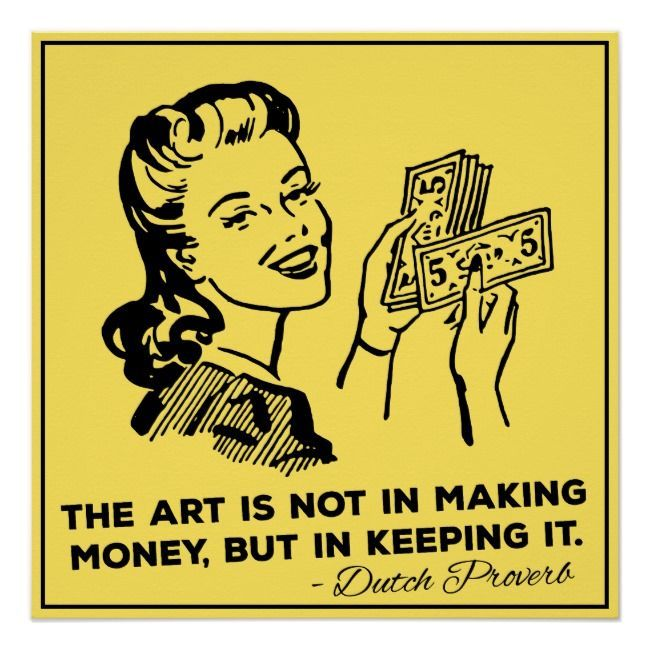 The Art Is Not In Making Money Money Quote Poster In 2020 Making Money Quotes Money Quotes Funny Money Quotes