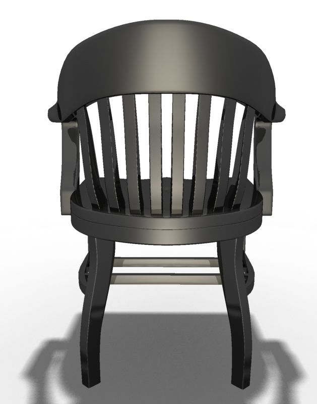 A New College Chair Made By Affinity Classics. We Specialize In #alumni # Chairs