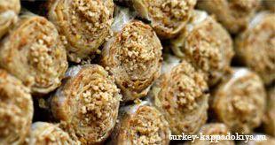 Турецкие десерты = рецепты