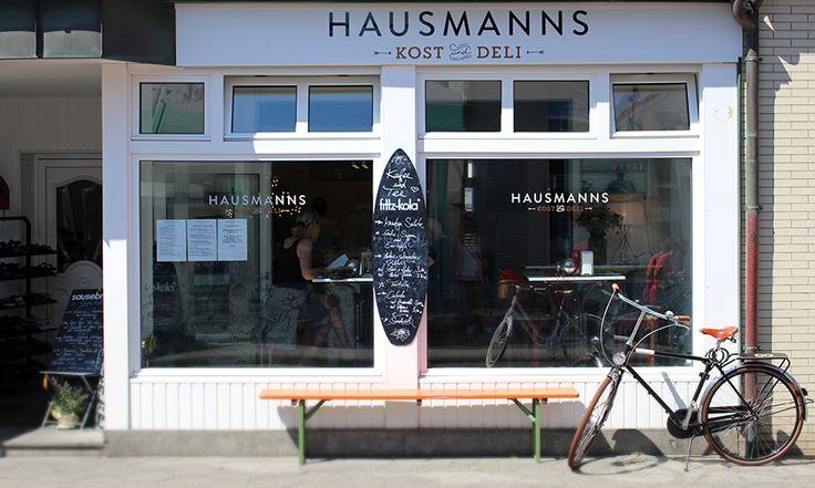 Echte Bereicherung: Hausmanns Kost & Deli ...