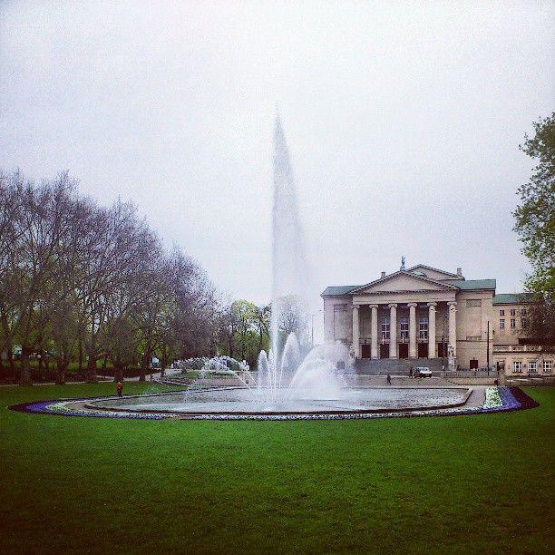 Park Mickiewicza w Poznań, Województwo wielkopolskie