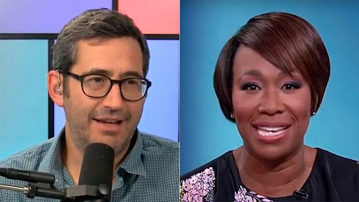 FOX NEWS: MSNBC is OK with Joy Reid's homophobic blog posts but not Sam Seder's bad jokes