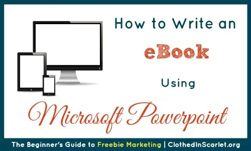 In my previous post, I shared how you can write an eBook using Microsoft Word. Today's tutorial is a similar
