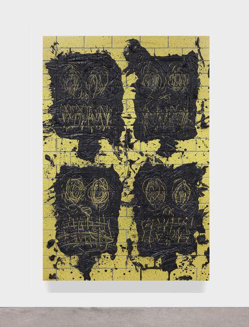 Rashid Johnson, 'The Crowd,' 2015, MAKASIINI CONTEMPORARY