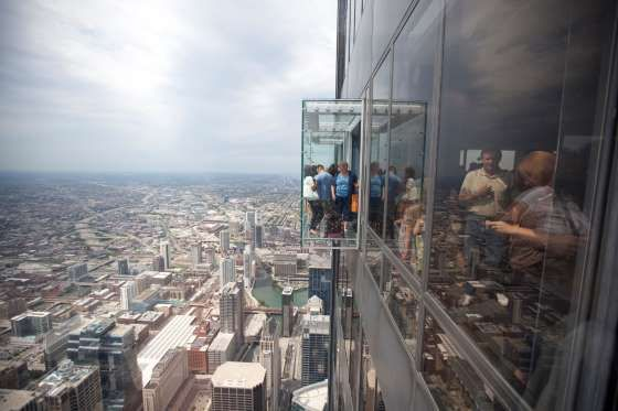 Willis Tower, Chicago - Anne Ryan/zrImages/Corbis