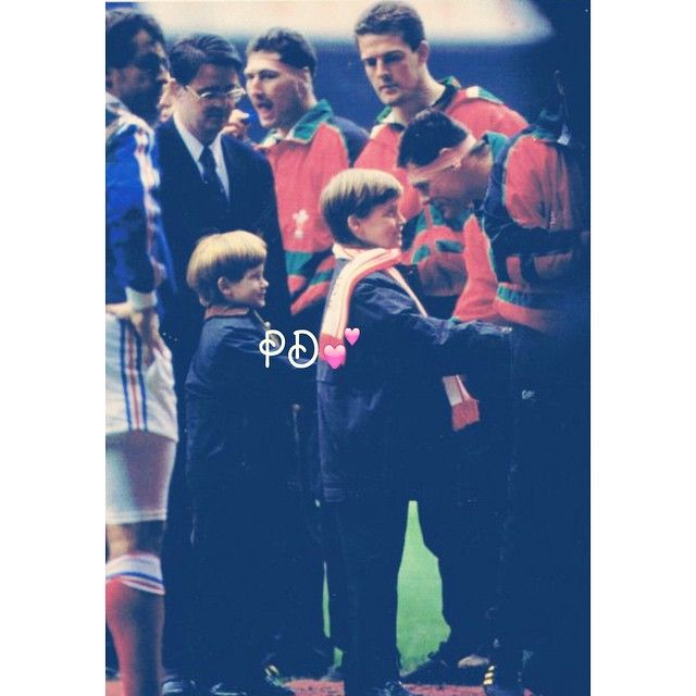 ~ Diana, Princess of Wales is introduced to the Welsh rugby team by then captain Leuan Evans back in February 1992 . • •  #princessdiana #princeharry #princewilliam #الأميرة_ديانا #follow #london #followforfollow #dubai #princegeorge #britishroyalfamily #happy #we #love #miss #like #you #baby #child #play #run #japan #beachmansion #sttropez #uk #britishroyalty #summer #Katemiddleton • • الأميرة ديانا و ويليام ، هاري Princess Diana with William and Harry ❤️ •