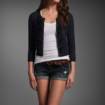 For a hot day outfit Hollister