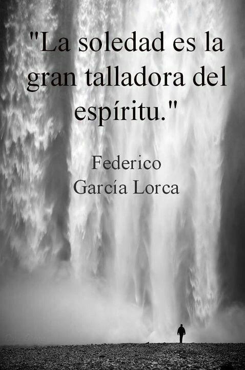 La Soledad...