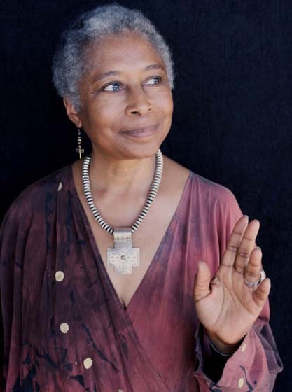 Alice Walker, American Author, Poet, And Activist