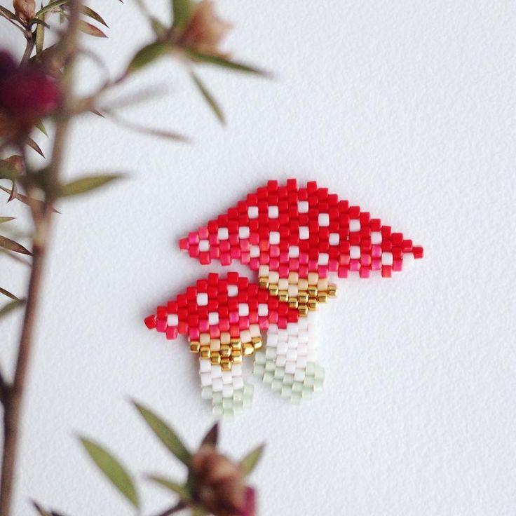 Champignons by Rose Moustache rosemoustache.com