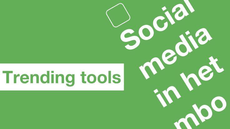 Workshop presentatie: Trending tools door Ashwin Brouwer