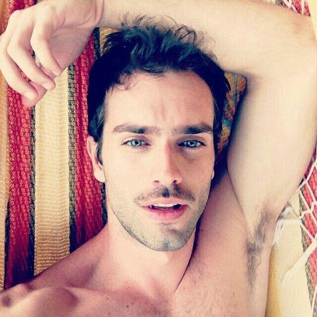 #LeandroVilela #model #Brazil #mans