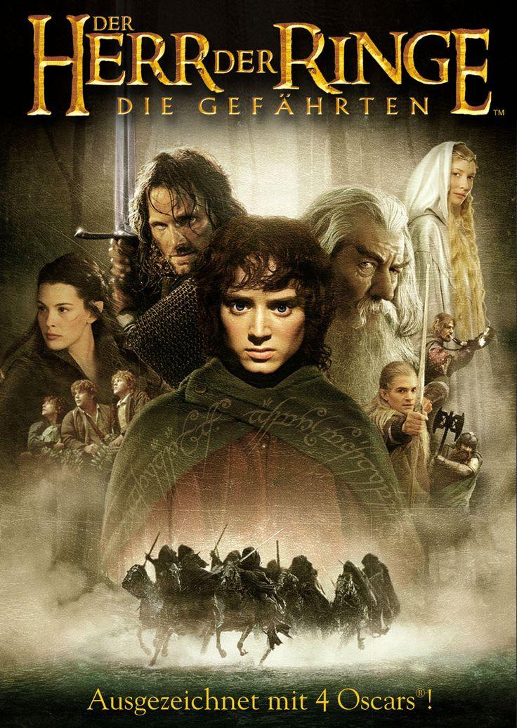 Der Herr der Ringe: Die Gefährten. ......... Der Fantasyfilm Der Herr der Ringe: Die Gefährten ist der erste Teil einer dreiteiligen Verfilmung des Romans Der Herr der Ringe von J. R. R. Tolkien. Regie führte der Neuseeländer Peter Jackson. Die Weltpremiere fand am 10. Dezember 2001 in London statt.