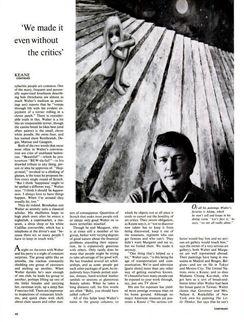 "www.cbsnews.com - published Dec 14, 2014, 10:30am. Ttitled ""Big Eyes"" and the eye opening stroy of Margaret Keane."