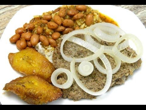 How to make Puertorican Bistec Encebollado(Steak and Onions) - YouTube