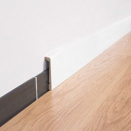 Quick-Step Paintable Skirting Board Cover 2.4m
