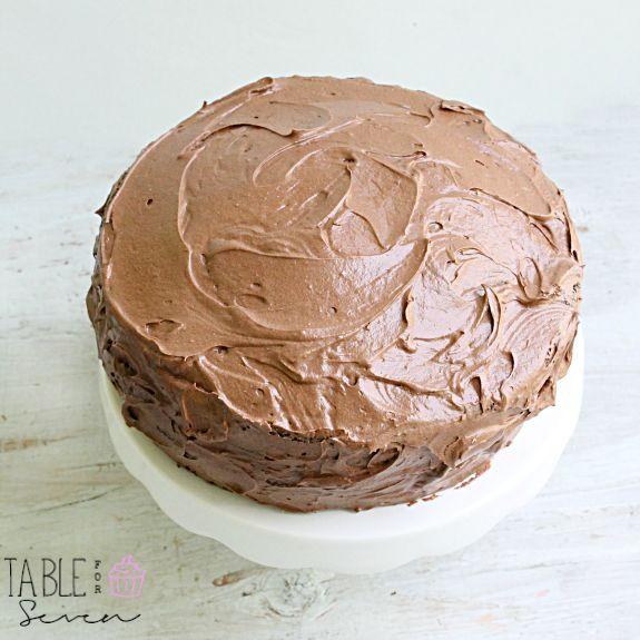 Hershey S Chocolate Mayonnaise Cake