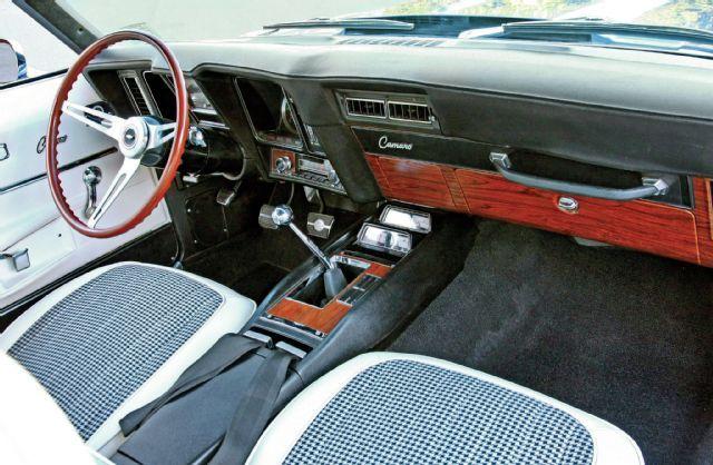 Camaro Ss 1969 >> 1969 Chevrolet Camaro Ss Rs Interior Dash | Chevrolet_Camaro | Pinterest | Camaro SS, Chevrolet ...