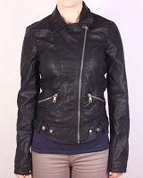Geaca Zara Dama Luana Faux Leather (Zara)