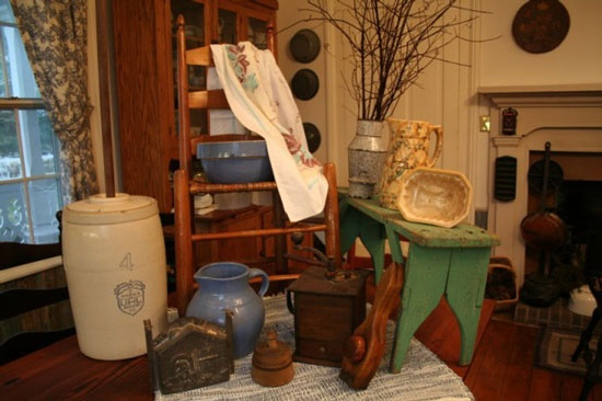 Primitive Country Decorating Blog Americana Pinterest
