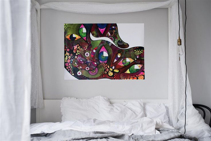 IKEA ART EVENT 2015 poster CHF 9.95 Motif created by Carolina Falkholt. Double-sided adhesive tape for mounting the picture to the wall is included. Paper. W70×H100cm. 502.887.68