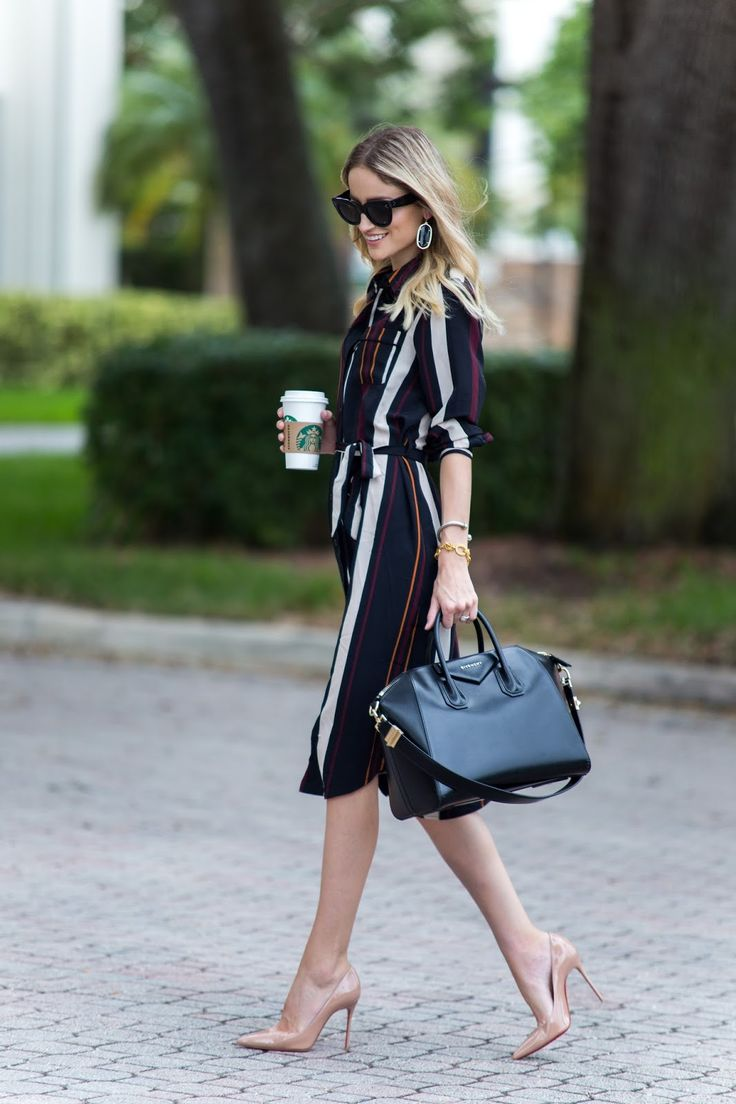 Blog: 17 Best Ideas About Shirtdress Outfit On Pinterest