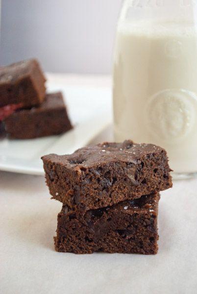 Ancho Chili Chocolate Brownies | Brownies & Bars | Pinterest