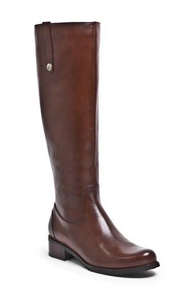 Blondo 'Victorina' Waterproof Leather Riding Boot (Women) available at #Nordstrom
