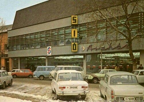 Siófok 1970 évek.