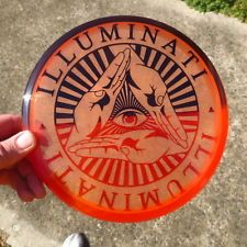 Available for another 4d for $20.00 is a Disc GolfNew Custom Dyed Latitude 64 Opto Line CLAYMORE 172gm Mid Range