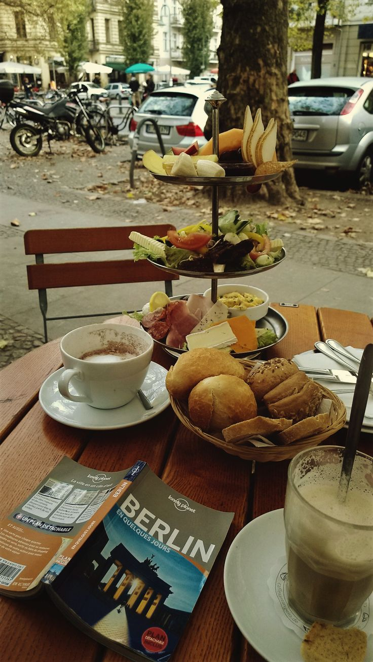 ღღ Café Anna Blume à Berlin, Berlin