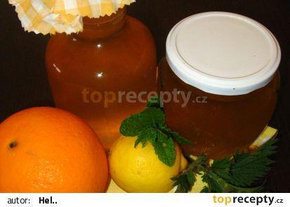 """Pampeliškový """"med""""... tak trochu jarně vymazlený recept - TopRecepty.cz"""