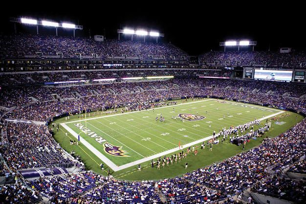 The Ravens' preseason schedule was announced. They will play the Redskins, Dolphins, Bills, and Saints.