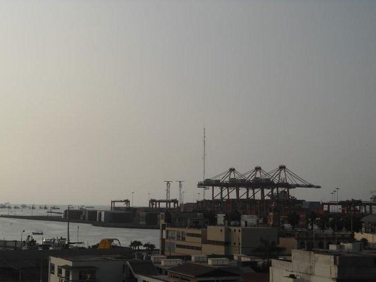 Clima en Puerto del Callao