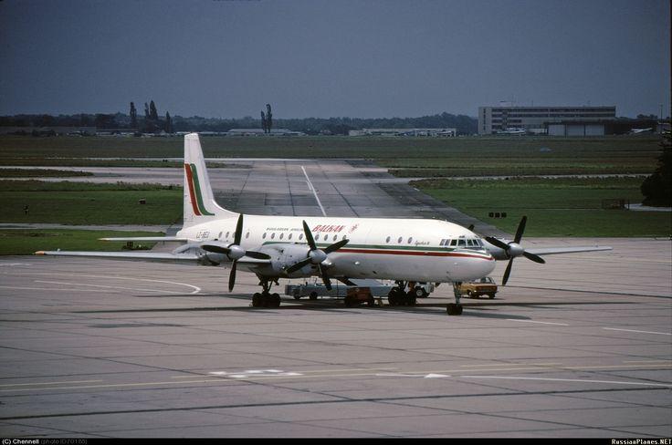 Balkan Ilyushin Il-18B ✈ russianplanes.net ✈ наша авиация