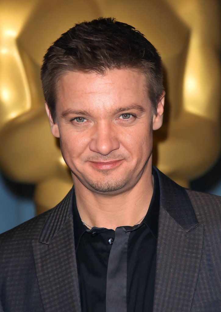 Jeremy Renner - Academy Award Nominees Luncheon