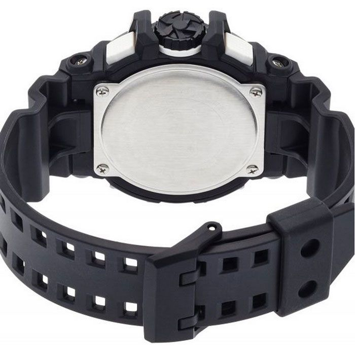 Casio G-Shock GA-400-1AER Men's Digital Watch-Black + White - Free Shipping - DealExtreme