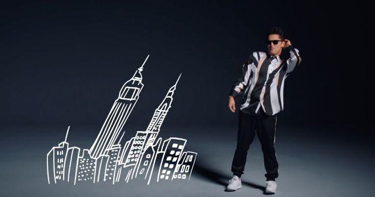 See Bruno Mars' Playful New Video 'That's What I Like' #headphones #music #headphones