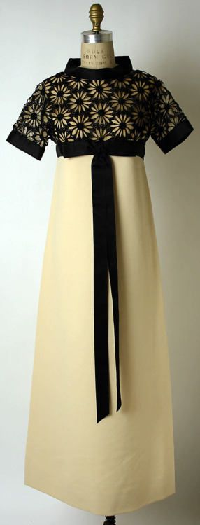 Dress  Pierre Cardin, 1967  The Metropolitan Museum of Art