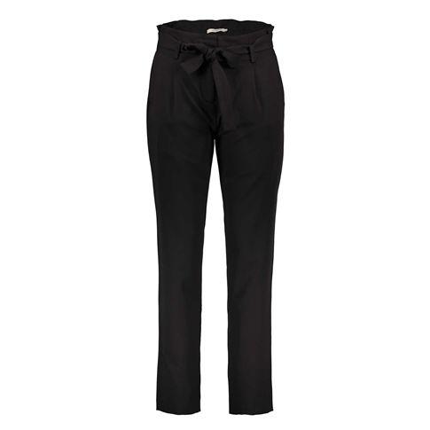 Paperbag broek, Zwart | sissy boy