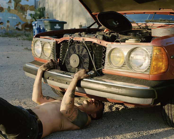 280 Coup, 2012 © Justine Kurland, from the book Highway Kind.