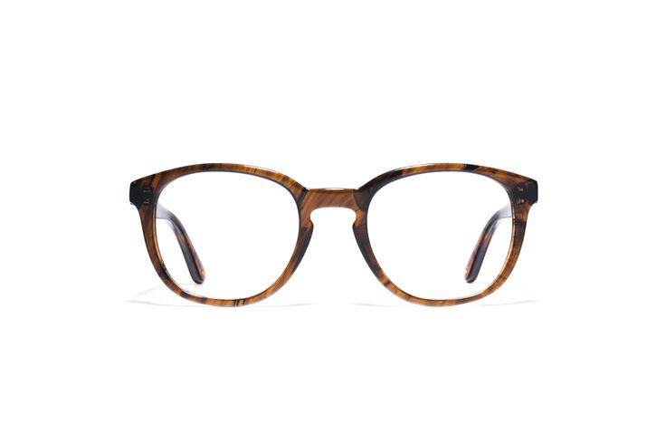 L.G.R sunglasses Mod. NILE havana brown