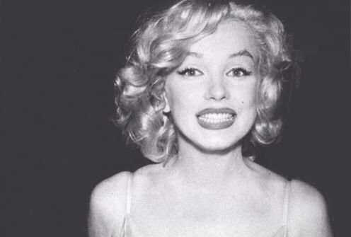 Marylin Monroe. Beautifully silly.