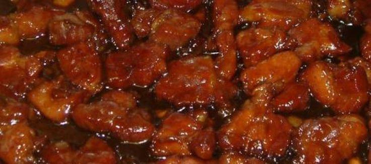 Overheerlijke babi ketjap uit m`n eigen keuken | Lekker Tafelen