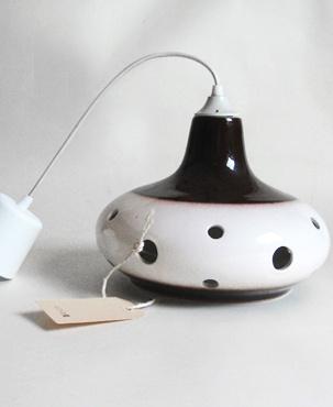 Retro hang Lamp!  €37,50