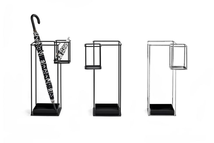 carlo contin designs duo umbrella stand for mogg all images courtesy of mogg